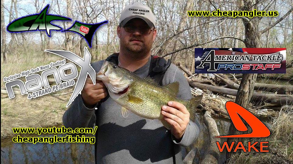 Cheap Angler Fishing